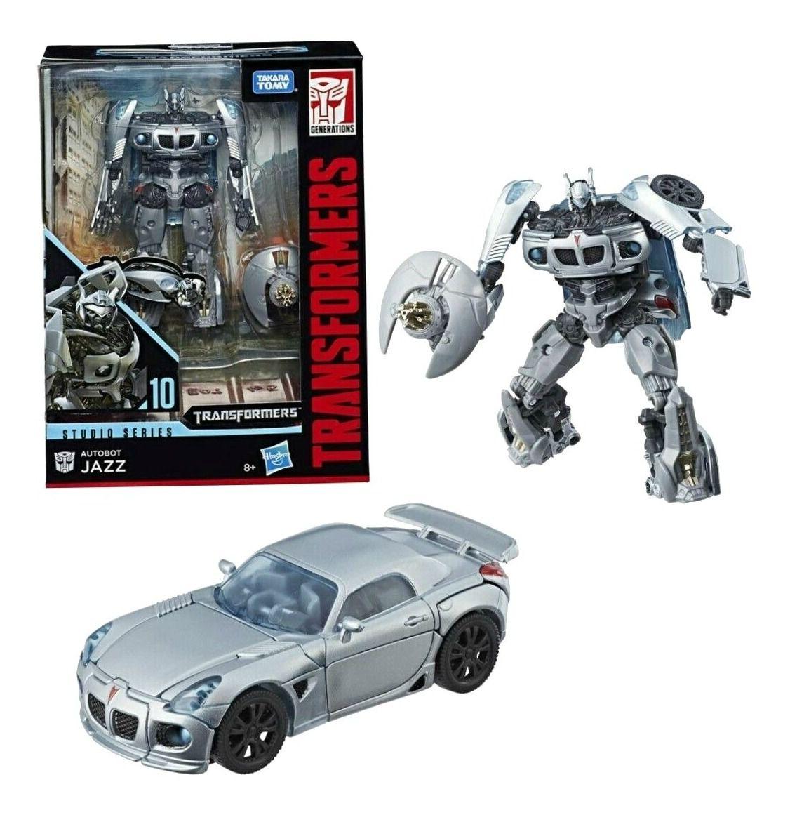 Transformers Studio Series - Autobot Jazz - Hasbro E0701
