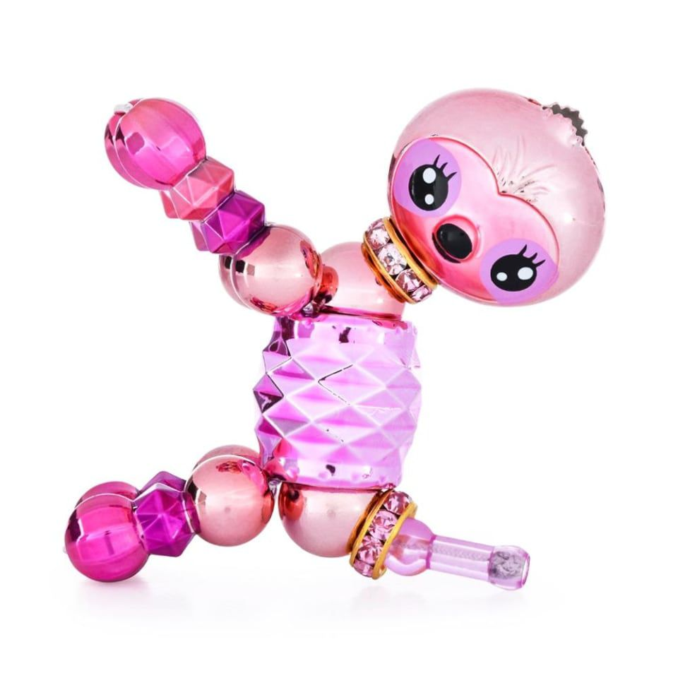 Twisty Petz Pulseira  Single - Sugarums Sloth Preguiça Sunny