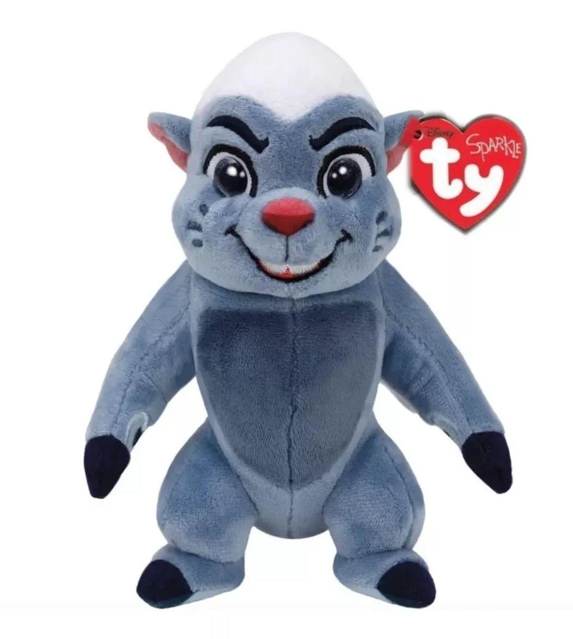 Ty Beanie Babies - Pelúcia Bunga - A Guarda do Leão - 20 cm