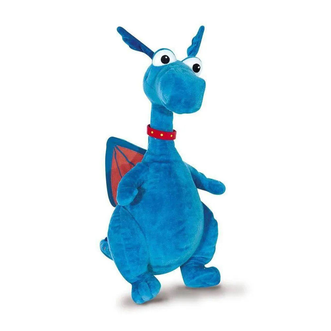 Ty Beanie Babies  Pelucia Dra Brinquedos Felpudo Dragão 19cm