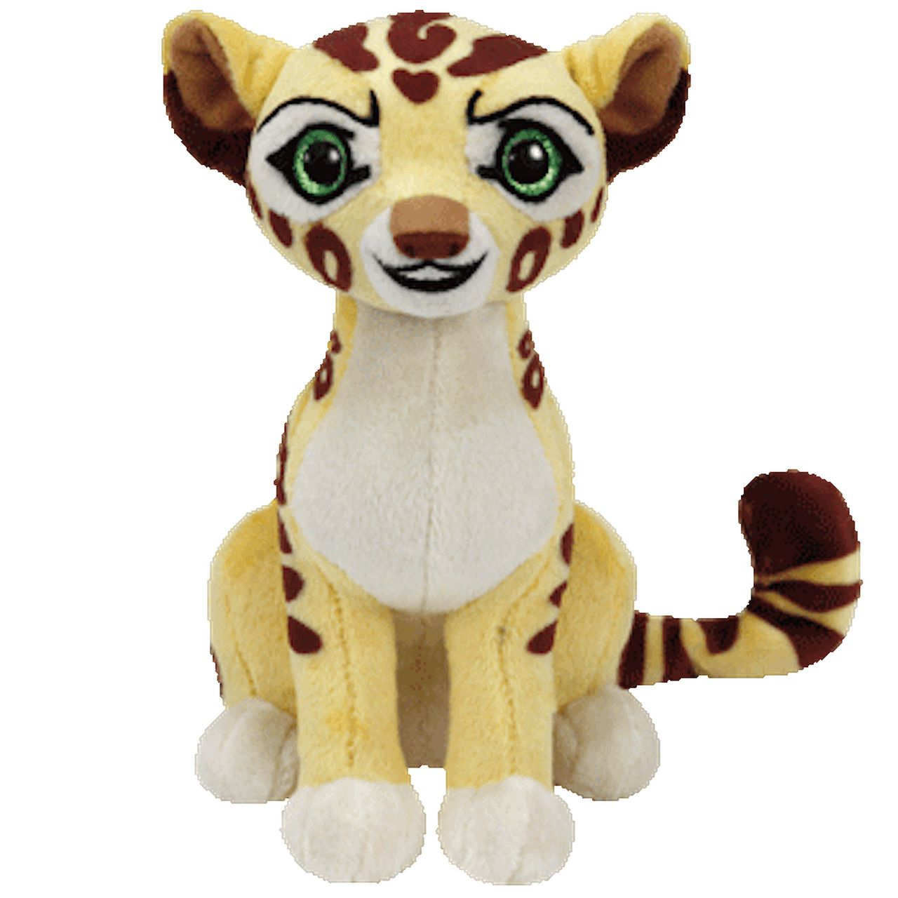 Ty Beanie Babies - Pelúcia Fuli - A Guarda do Leão - 20 cm