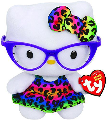Ty Beanie Babies - Pelúcia Hello Kitty - 15 cm - Original