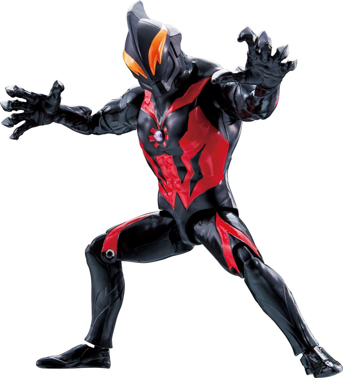 Ultraman - Belial Articulado - Action Figure - Original Bandai