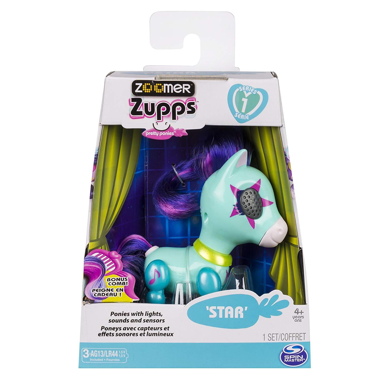 Zoomer Zupp - Mini Póneis - Star - 13 cm - Original Sunny