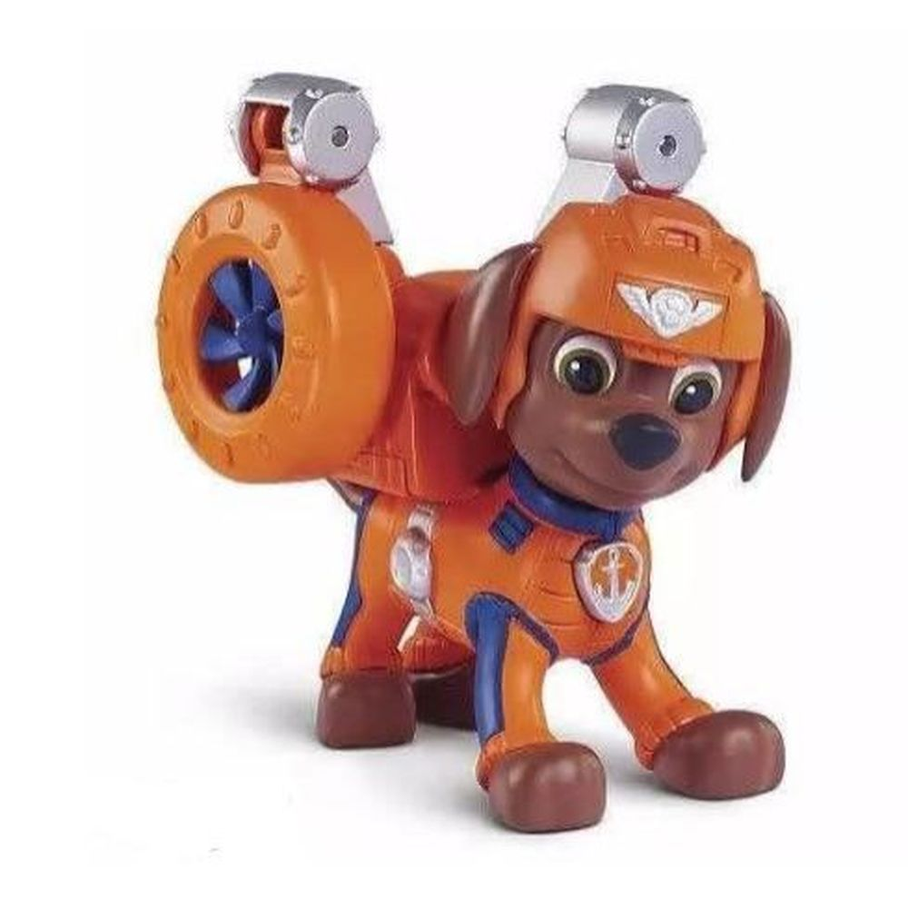 Zuma - Patrulha Canina - Resgate Aéreo ( Air Rescue )  Sunny
