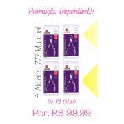 Promoção Imperdível kit 4 Alicate 777 Mundial