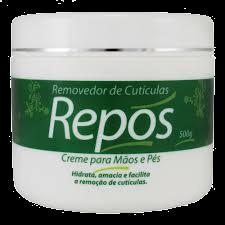 REPÓS - CREME REMOVEDOR DE CUTÍCULAS DE 500GR
