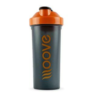 Coqueteleira Moove Nutrition - Preta - 600 ml