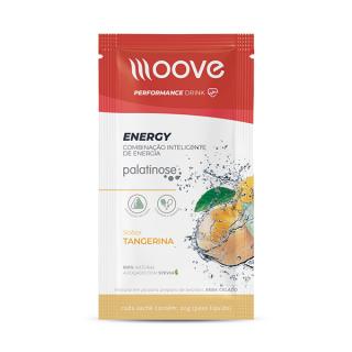 Moove Nutrition Energy Sabor Tangerina - Sachê