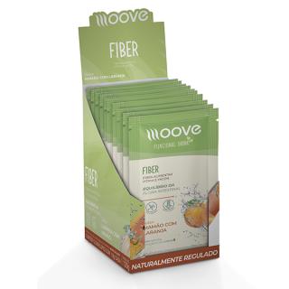Moove Nutrition Fiber Sabor Mamão-Display c/ 12 Sachês