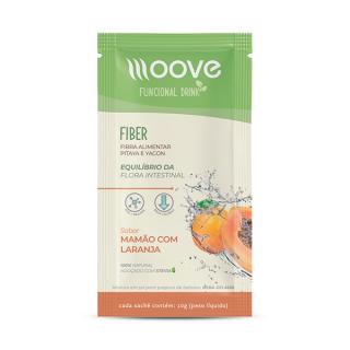 Moove Nutrition Fiber Sabor Mamão - Sachês
