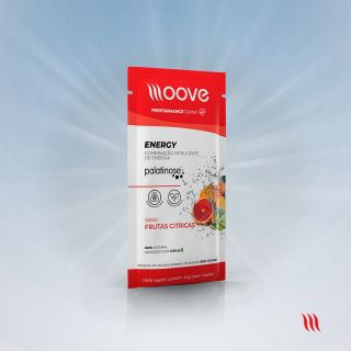Moove Nutrition Energy Frutas Citricas - Sachê
