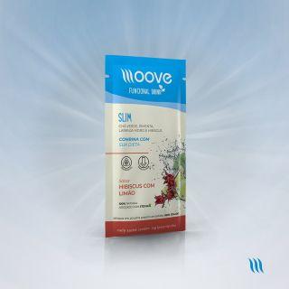 Moove Nutrition Slim Hibiscus com Limão - Sachê