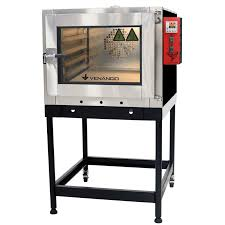 FORNO TURBO TWISTER A GÁS 5 ESTEIRAS VENANCIO