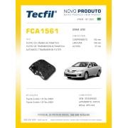 Filtro Câmbio Aut Toyota Corolla Flex  1.6 e 1.8 FCA1561 Tecfil