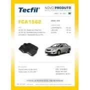 Filtro Câmbio Aut Toyota Corolla Flex 2.0 Camry FCA1562 Tecfil