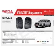 Filtro Câmbio Automático Wega Bmw AUDI-Wega WFC949