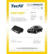 Filtro Cambio Ford Fusion  2.3 16v 2006 pra frente FCA1567 Tecfil