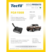 Filtro Cambio S10 2.8 Trailblaser Fca1568 Tecfil
