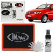 Filtro De Ar Inflow Esportivo Fiat Palio Fire Wekend Hpf3050
