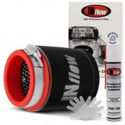 Inflow Filtro De Ar Esportivo 2,5 Pol 115mm Hpf9917 180cv