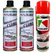 KIT 2 UNID PERFECT CLEAN + 1 LIMPA TBI