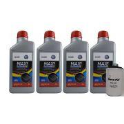 KIT 4 LTS MAXI PERF 5W40 508.88 + PSL557