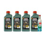 KIT FORD 4 LTS 5W30 SS + ENGINE SHAMPOO CASTROL