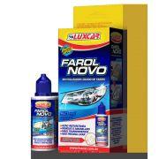 Revitalizador Líquido Farol Novo Luxcar 50ml