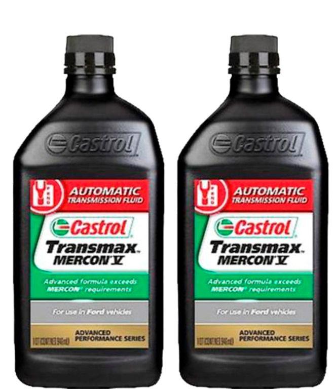 2 unid Castrol Transmax Mercon V