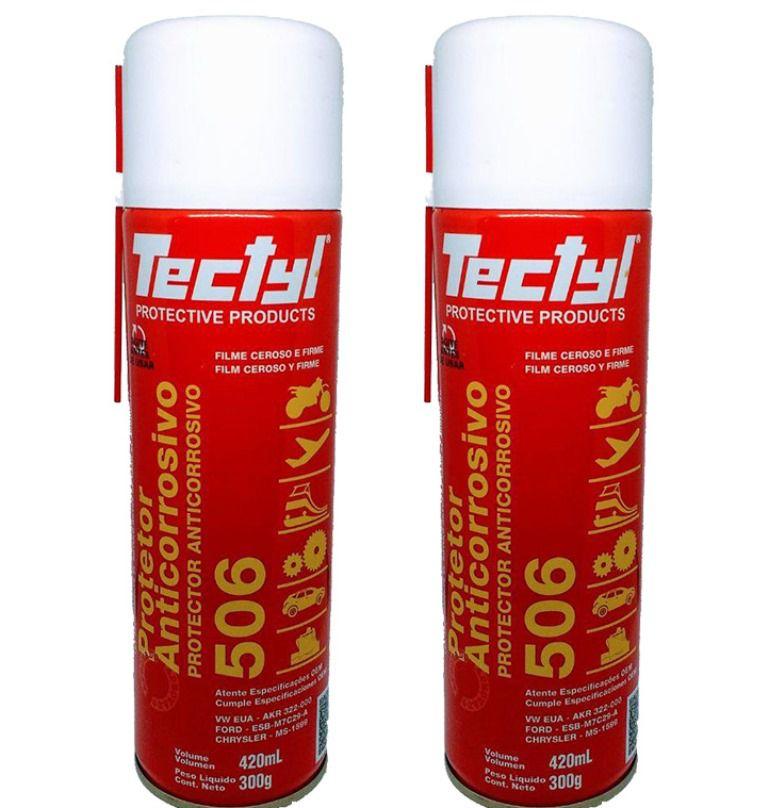 2 Unidades Tectyl 506 Spray 420ml