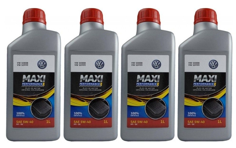 4L 5W40 Maxi Performance Castrol ORIGINAL 508.88