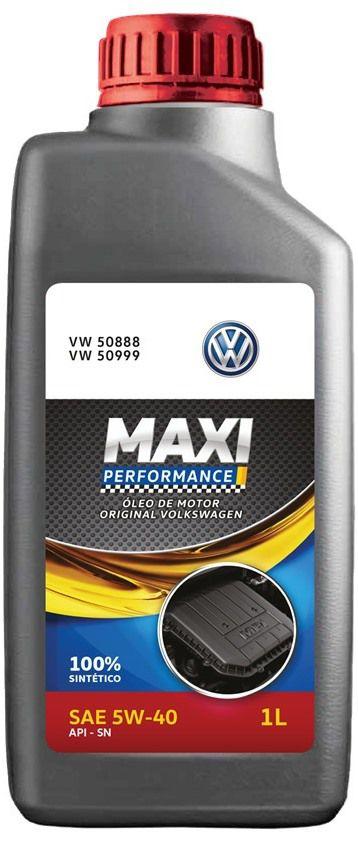 Castrol 5W40 Maxi Performance Original Norma 508.88 e 509.99