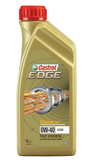 Castrol Edge 0w40 1LT -  A3/B4