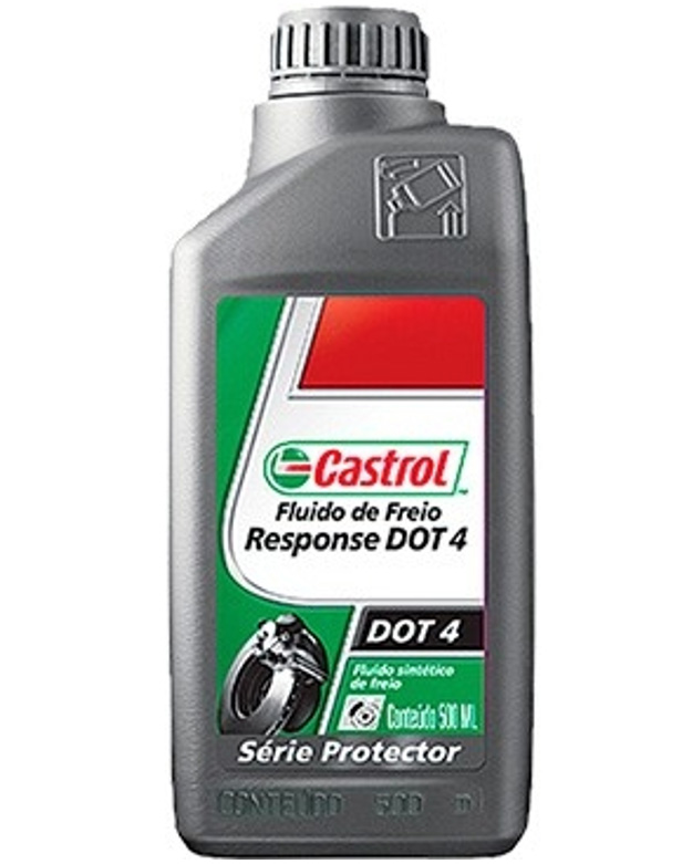 CASTROL - RESPONSE DOT 4 500 ML