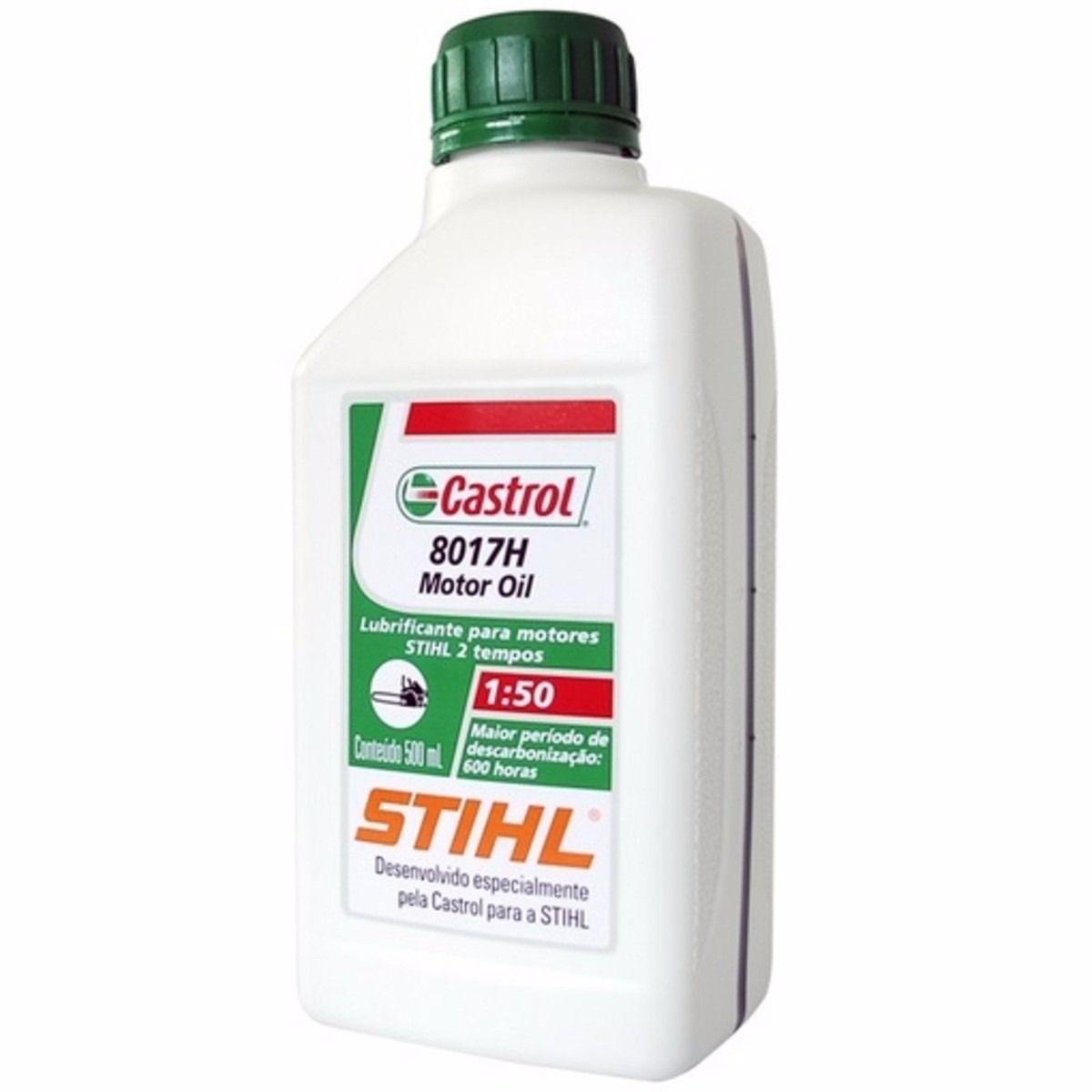 CASTROL 2T STIHL 8017 H 500ML