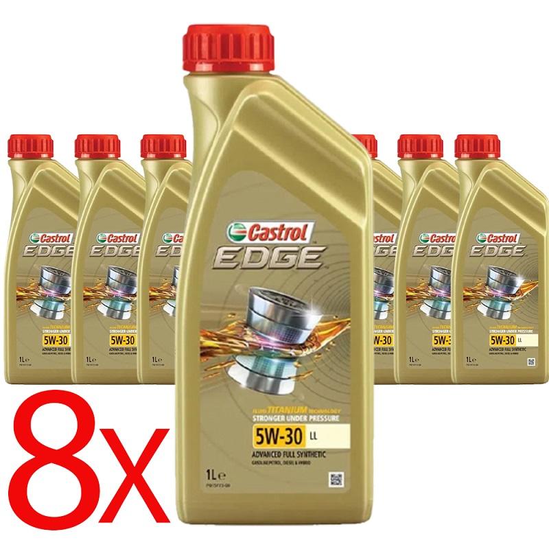 Edge 5w30 Original Amarok 8 Litros