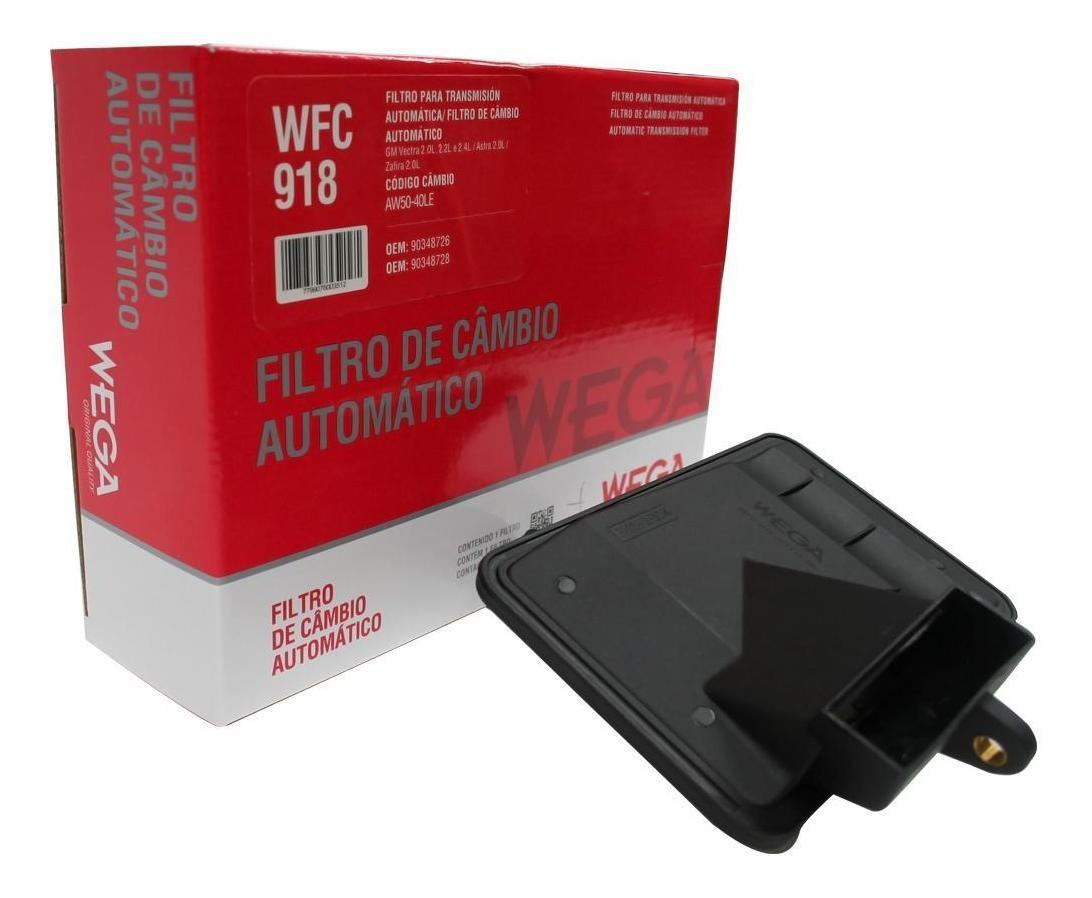 FILTRO CAMBIO AUTOMATICO WFC918 VECTRA