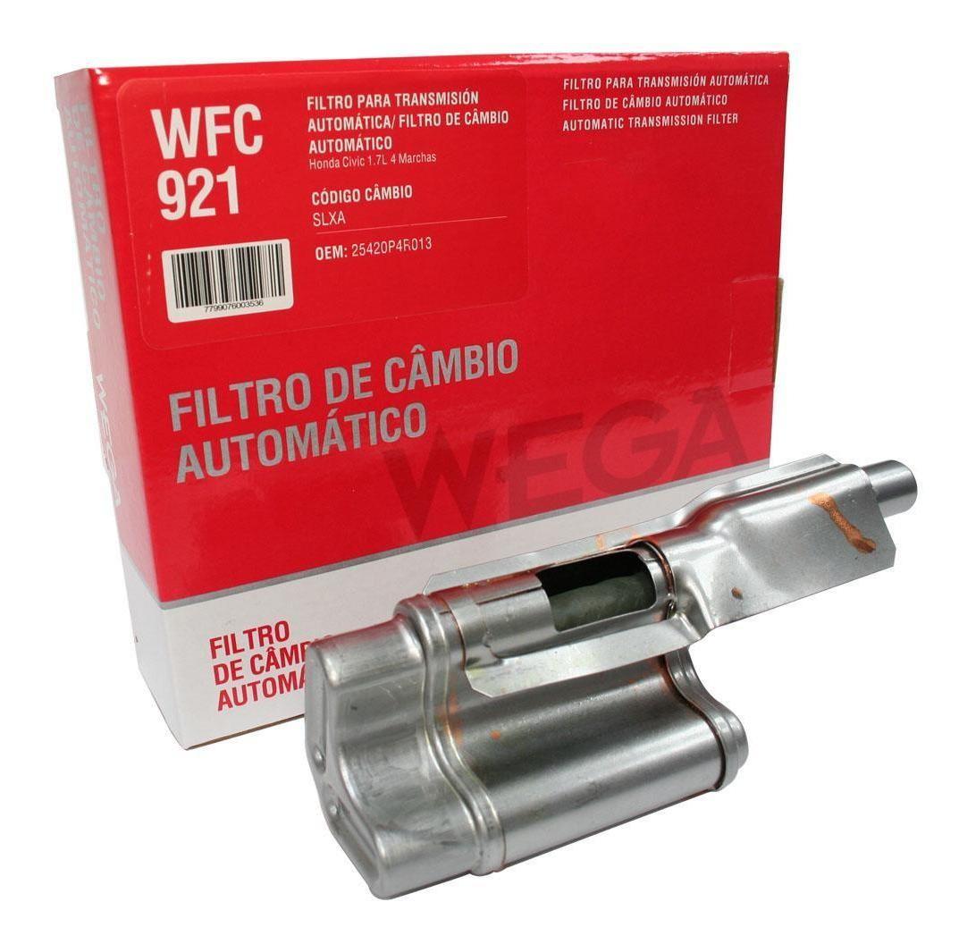 FILTRO CAMBIO AUTOMATICO WFC921 CIVIC CR-V