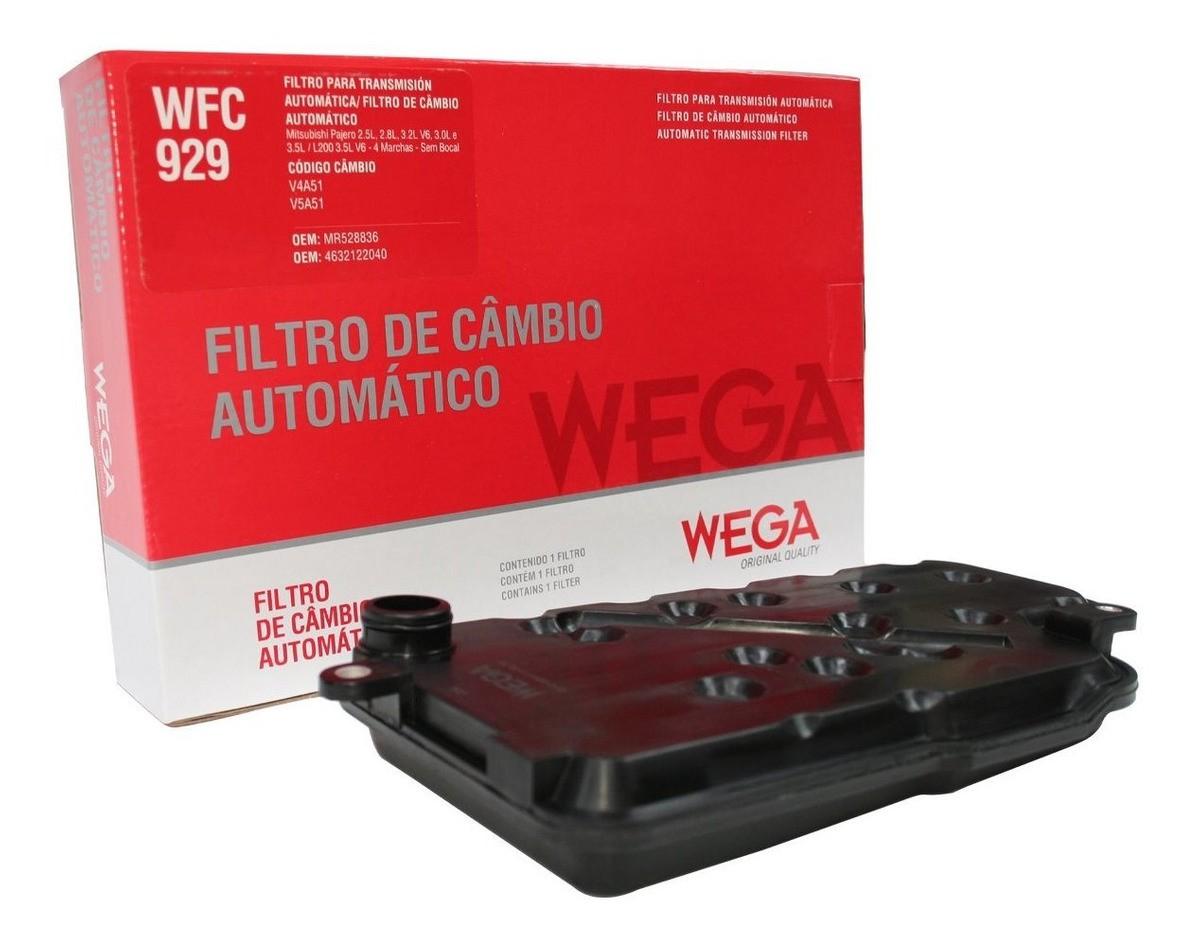 FILTRO CAMBIO AUTOMATICO WFC929 Pajero Sport