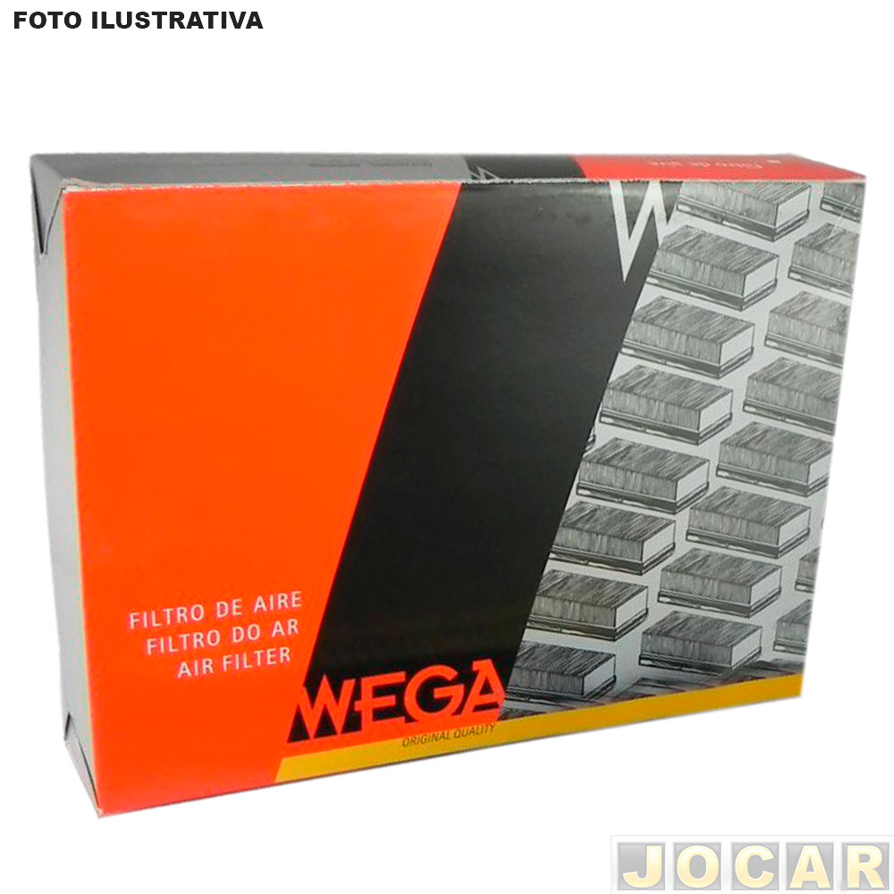 Filtro De Ar Bmw 318is 318ti E36 94A99 Z3 1.9 93A99 Fap3256