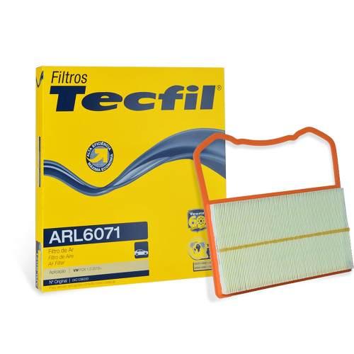 Filtro De Ar Fox 1.0 , Up 1.0 Arl6071 04c129620d