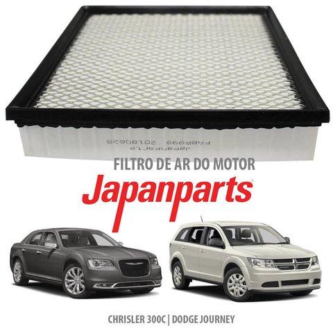 FILTRO DE AR FREEMONT / JOURNEY FABR101S JAPANPARTS