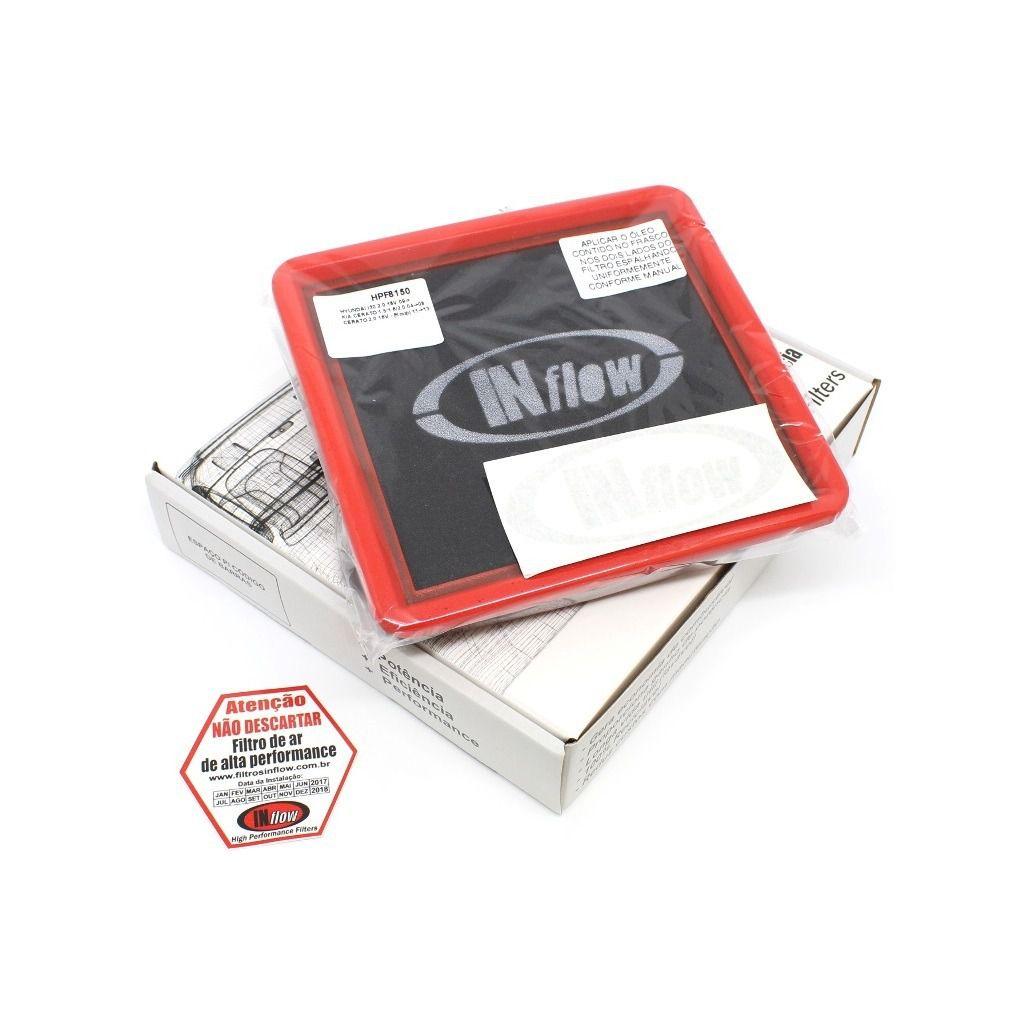 Filtro De Ar Inflow Inbox I30 2.0 Qq 1.1 Cerato Hpf8150