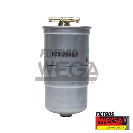 Filtro De Combustivel Nissan Frontier 2.8 X-terra Fcd2066/2