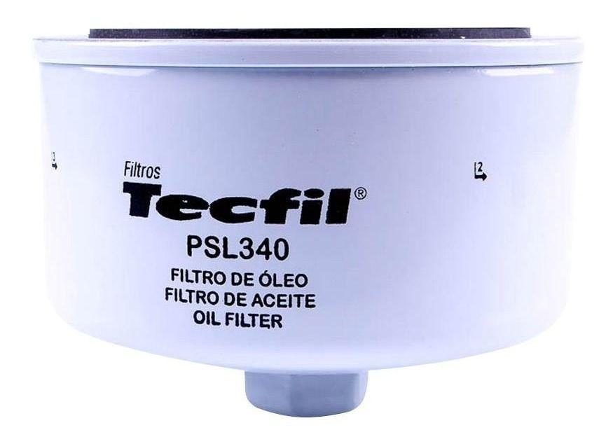Filtro De Óleo Gm Blazer Gm S10 2.8 Mwm Psl340 Tecfil