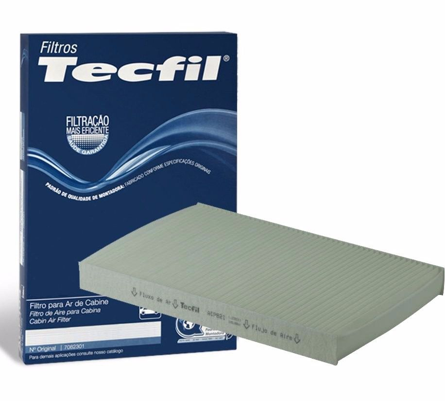 Filtro Do Ar Condicionado Kangoo E Megane Acp553 Tecfil