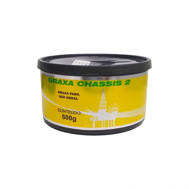 Graxa Chassis 2 500g - Lubri Motors