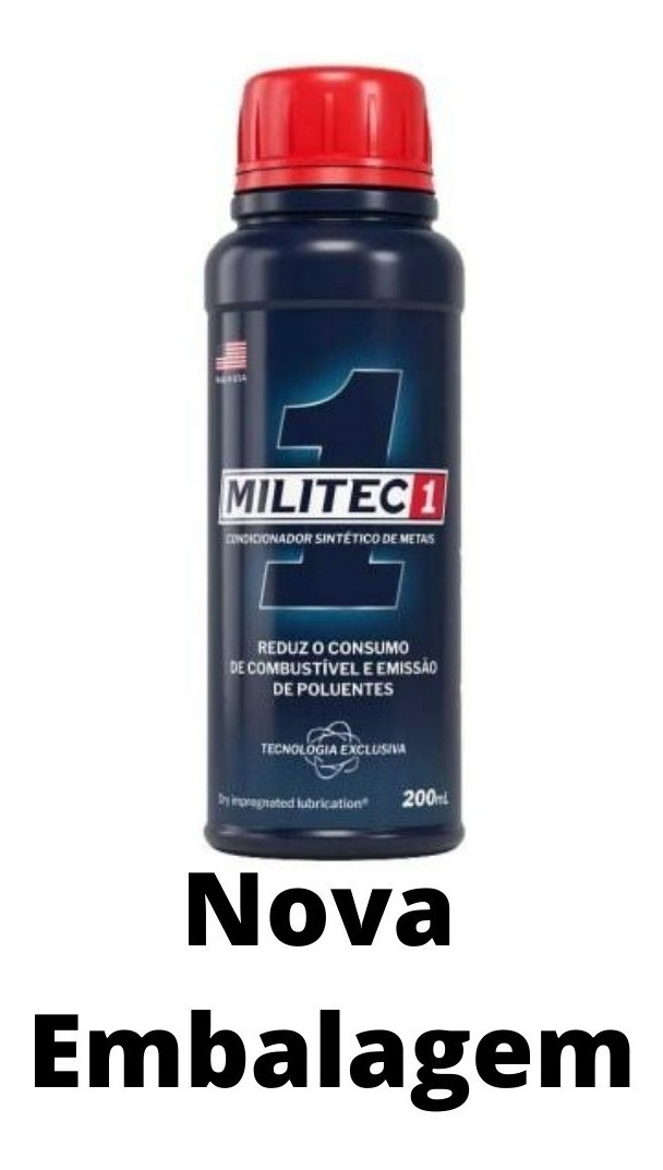 KIT MILITEC + SHAMPOO ENGINE CASTROL