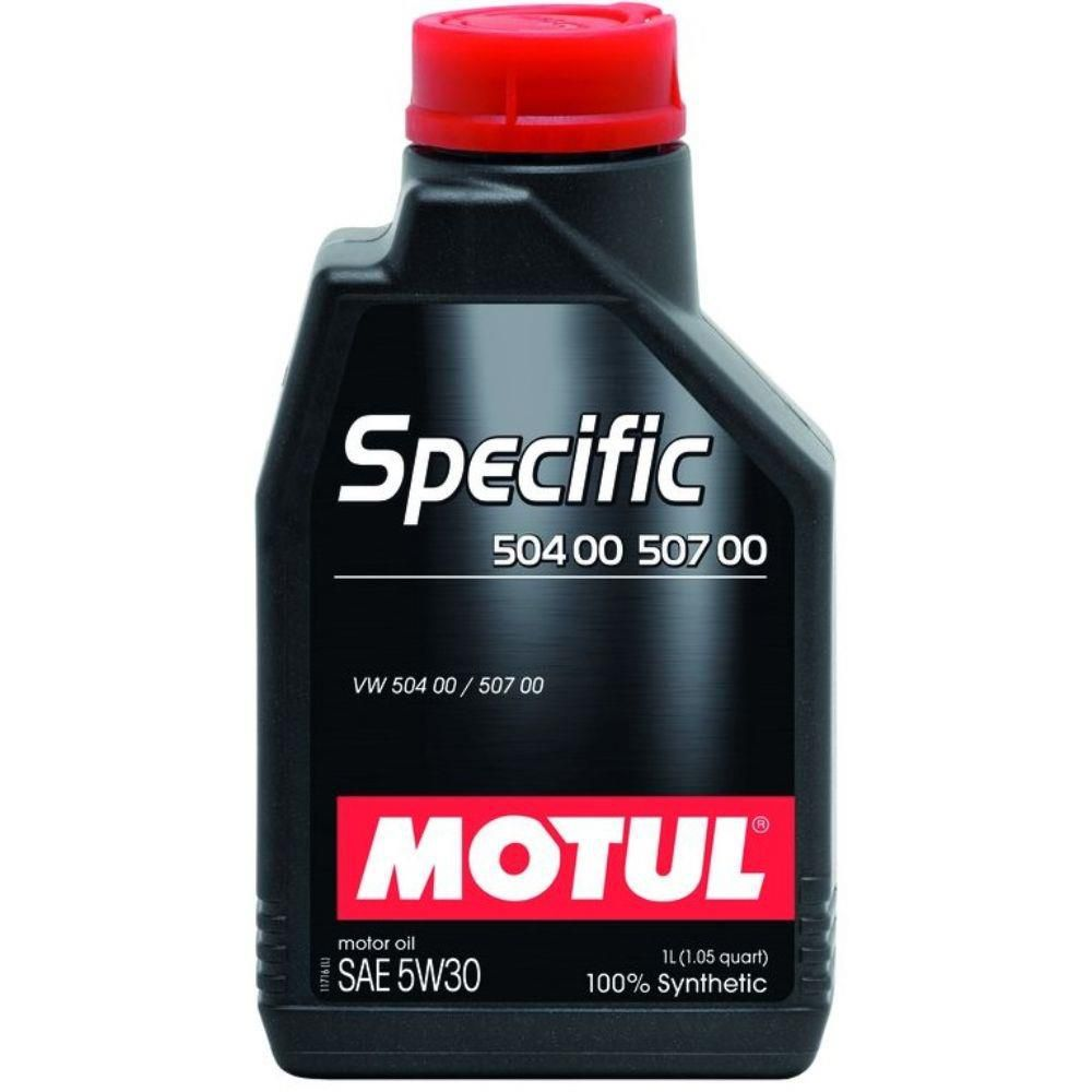 Motul Specific 5w30 Vw 504 00 / 507 00 1 Litro